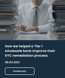 kyc remediation
