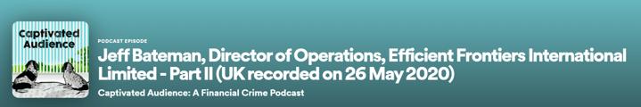 kyc podcast Jeff Bateman operations